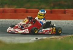 Benny Kart 2003 Europameisterschaft